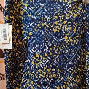 NWT 2xl Cassie skirt from LulaRoe